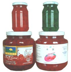 bottled cherry