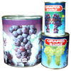 canned grape